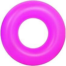 Bestway 36077 flotador para bebé Vinilo Azul, Verde, Rosa - Flotadores para bebé (