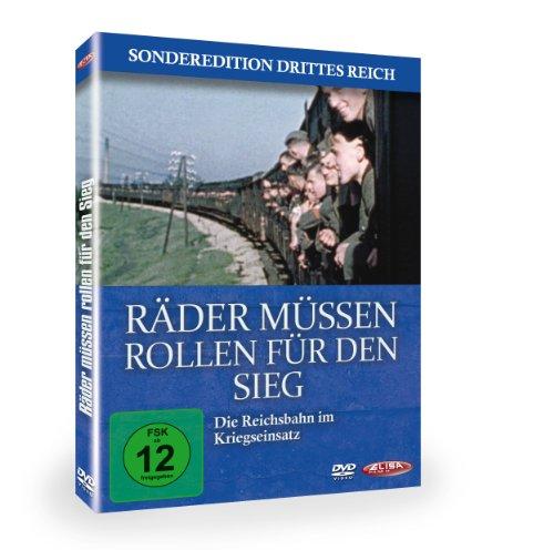 Preisvergleich Produktbild Räder müssen rollen für den Sieg - Die Reichsbahn im Kriegseinsatz