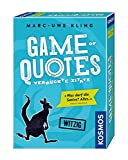 KOSMOS 692926 - Game of Quotes - Marc-Uwe Kling
