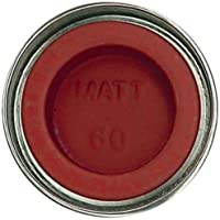 Humbrol Enamels 14ml, colore rosso scarlatto (opaco) (AA0655)