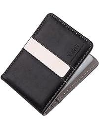 YCM1101 multicolor Perfect Money Clip Wallet 15 titular de la tarjeta por Y&G