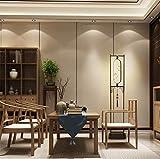 KAPR Nouveau Chinois du Sol au Plafond Salon Salon Chambre d'hôtel Chevet Table...