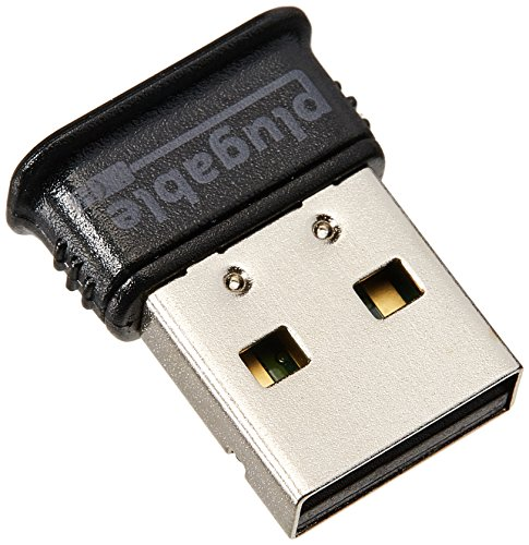 Serial Dongle (Plugable Technologies USB-BT4LE Bluetooth-Karte und Netzadapter  (kabellos, USB, Bluetooth, Schwarz, Silber).)