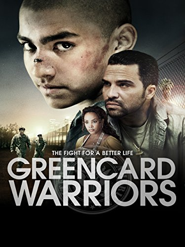 Greencard Warriors Cover
