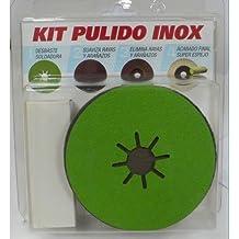 Lofes 90  - Kit Pulido Inox Kit Pulido