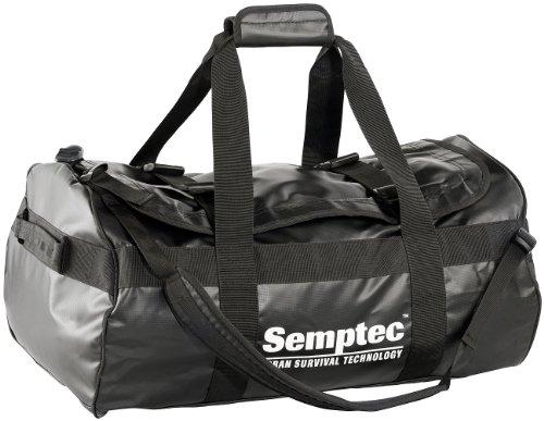 Semptec Urban Survival Technology Sporttasche: 2in1-Rucksack-Reisetasche aus reißfester Lkw-Plane, 65 l (Wasserdichte Reisetasche) (Tasche Pearl)