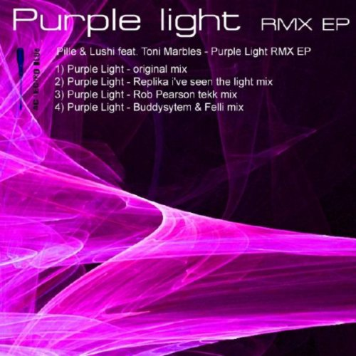 Pille and Lushi Purple Light EP