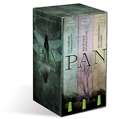 Buchcover Die Pan-Trilogie: Die Pan-Trilogie. Band 1-3 im Schuber