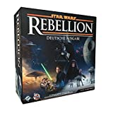 Heidelberger Spieleverlag Heidelberger HEI1500 Star Wars Rebellion, Spiel