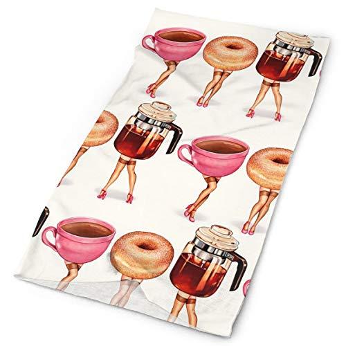 Multifuncional café al aire libre Pin-Ups Bandana Headwear...