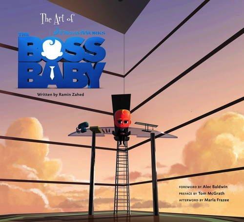 The Art of The Boss Baby por Ramin Zahed