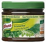 Knorr Primerba Kräuterpaste, Gartenkräuter, 1er Pack (1 x 340 g)