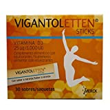 vigantoletten Vitami D3 30 Stick Orange