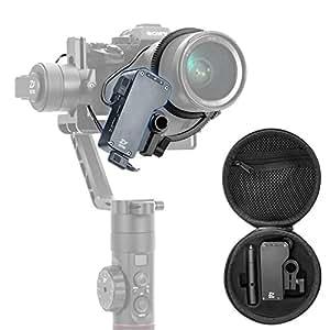 ZHIYUN Ufficiale CRANE 2 Servo Follow Focus Mechanical Real Time Focus per tutte le fotocamere DSLR Mirrorless come Canon Panasonic Nikon Sony