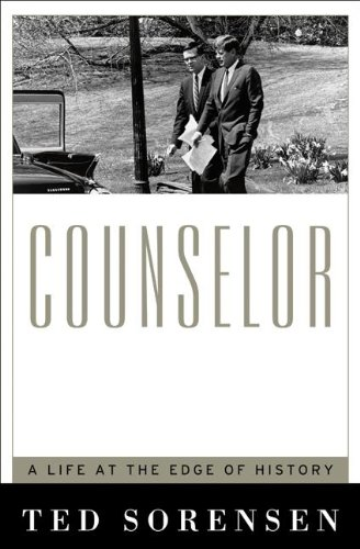Counselor: A Life at the Edge of History (English Edition)