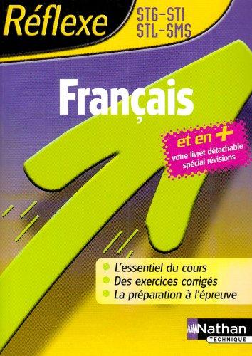 Francais stt/sti/stl/sms, mémo numéro 63 par Sebastien Leclech