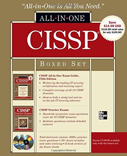CISSP Boxed Set (All-In-One) por Shon Harris