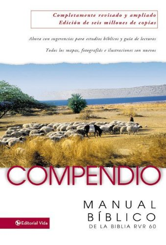 Compendio Manual De La Biblia RVR60