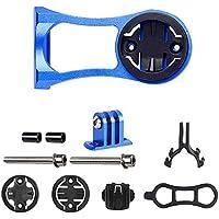 Bostar Compatible Holder Soporte para Bicicleta Linterna Ordenador para Garmin Edge Ojo de Gato para Bicicletas