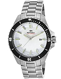 amazon co uk rotary watches outlet watches mens rotary aquaspeed stainless steel watch