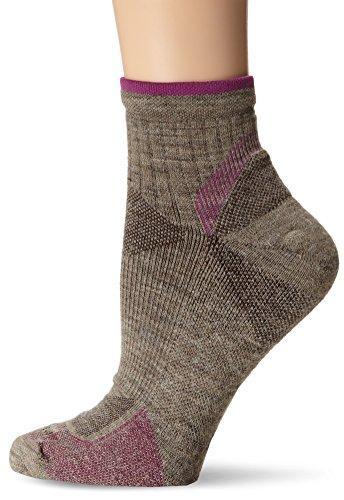 goodhew Frauen 'S Quest Quarter Socken, damen, khaki (Smartwool Socken Frauen Wandern)