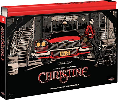 Christine [Édition Coffret Ultra Collector - 4K Ultra HD + Blu-ray + DVD + Livre]