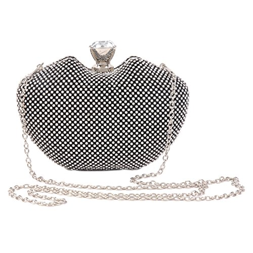 Donna Damara productsave foreverde mela Party pochette, Argento (argento), m Argento (argento)