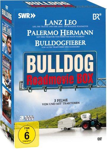Bulldog - Roadmovie Box [3 DVDs]