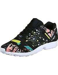 Adidas Originals ZX FLUX W Zapatillas Sneakers Multicolor para Mujer
