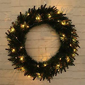 HELEVIA - Guirnalda de Navidad,