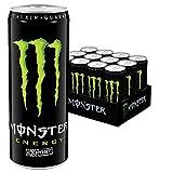 Monster Energy Export, 12er Pack (12 x 335 ml)