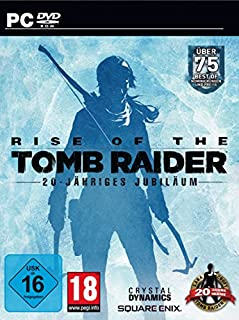 Rise of the Tomb Raider: 20-jähriges Jubiläum - Day One Edition (B01IT14SQS) | Amazon price tracker / tracking, Amazon price history charts, Amazon price watches, Amazon price drop alerts