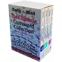 The Ultimate Crossword Collection: 400 Cryptic Crosswords in 4 volumes!