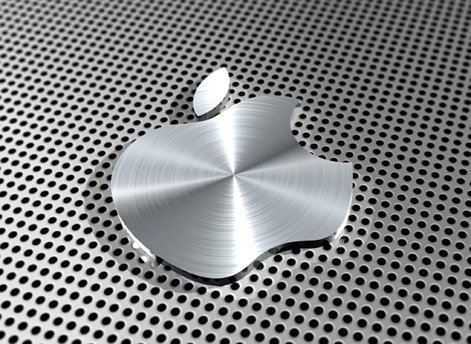 aluminium-effect-apple-logo-quality-mouse-mat