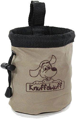Knuffelwuff 12611 Futterbeutel mit Befestigungsclip