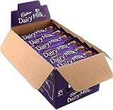 Cadbury Dairy Milk Chocolate Bar Case 48 X 45G