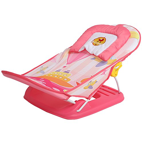 Baybee Daffyduck Baby Bather - Pink