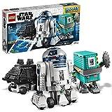 LEGO StarWars 75253  BOOST Droide, App-gesteuerte und programmierbare Roboter, Programmierset für Kinder, Roboterspielzeug