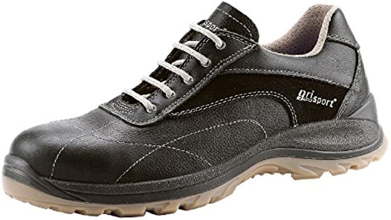 Grisport grs852 – 36 Glide zapatos de seguridad, tamaño: 36, negro (Pack de 2)