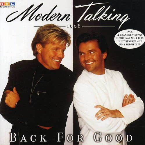 Modern Talking: Back for Good (Audio CD)