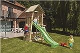 Eden bel001004009Tour de Spiele Rabbit Belvedere, lindgrün für Holz, apfelgrün Rutsche