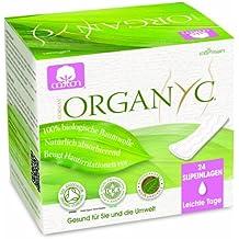 Organyc - Salvaslip - 100% Algodón Biológico - 4 x ...