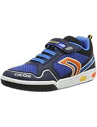 Geox Jr Gregg B, Zapatillas para Niños
