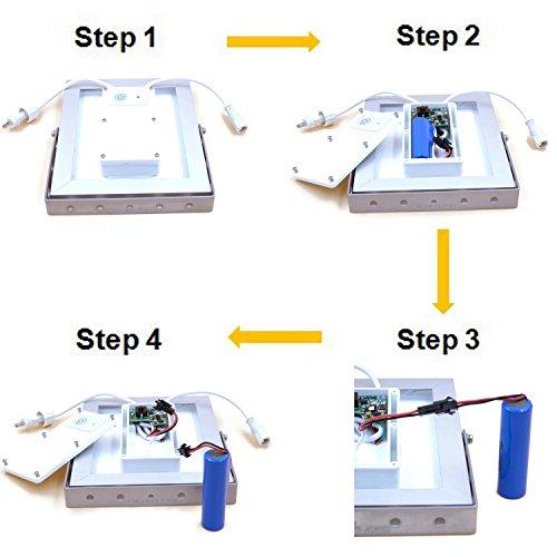 Reflector-Solar-GUARDIAN-580X-de-Vigilancia-con-Sensor-Automtico-de-Movimiento-PIR-y-Batera-de-Litio-730-Lmenes-a-Mxima-Luminosidad-3-Modos-de-Iluminacin