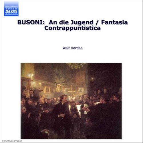 Toccata and Fugue in D minor, BWV 565 (arr. F. Busoni): Toccata and Fugue in D minor, BWV 565