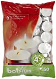 Bolsius 50 Tealights 4 Hour Burn Time Tea Lights Fast Postage