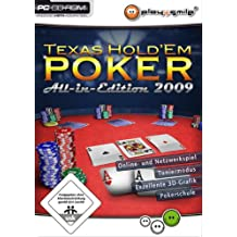 Texas Hold'em Poker: All-in-Edition 2009 [Importación alemana]