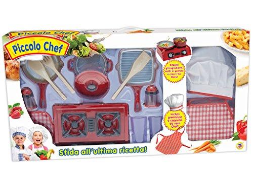 TEOREMA 64203- Pequeño Chef, desafío en la Cocina, 2Modelos Surtidos versión Italiana