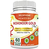 Morpheme Remedies Kohinoor Gold Plus Supplements (60 Capsules)