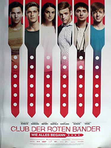 Club der roten Bänder - Wie alles begann - Filmposter A1 84x60cm gerollt (1) Kitchen Club